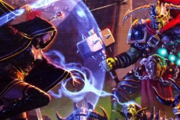 Recenze: Mage Wars Forcemaster vs Warlord - nový duel je na stole!