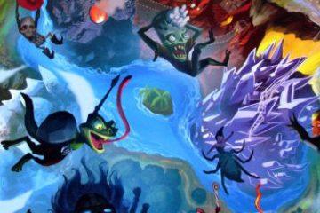 Recenze: Small World Realms - kouzelný a nekonečný svět scénářů