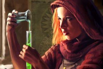 Preview: Chaos and Alchemy - připravte se na alchymii