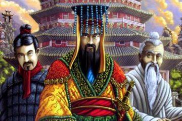 Recenze: Qin - země pagod, symbolů moci