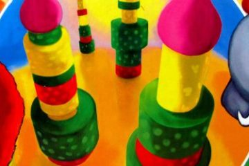 Recenze: Tricky Tower - zrádná věžička pro děti