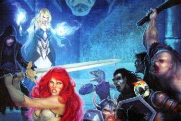 Recenze: Dungeon Venture - bojovníci světla