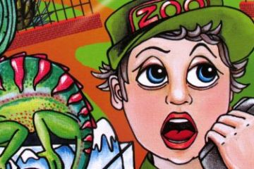 Recenze: Panika v ZOO - dobrodružná noc v zoologické zahradě