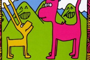 Recenze: Cartoona - různobarevné příšerky