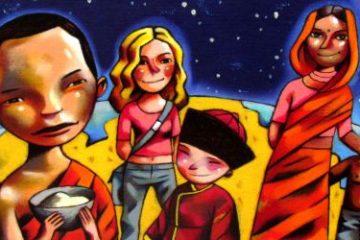 Recenze: Kimaloé - pomozte dětem na celém světě