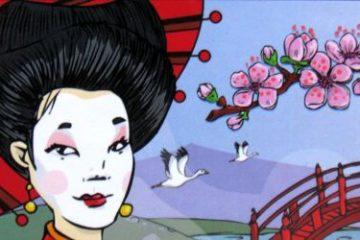 Recenze: Okiya - gejša plánuje spiknutí proti císaři