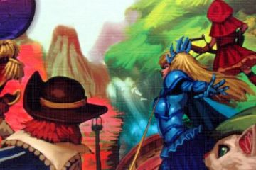Recenze: 12 Realms - tucet království a princezen k záchraně