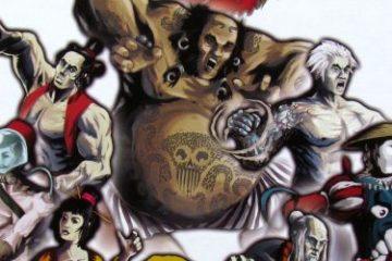 Recenze: 8 Masters Revenge - pomsta bude sladká