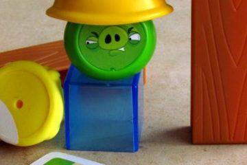 Recenze: Angry Birds Na tenkém ledě - skočit a sklouznout