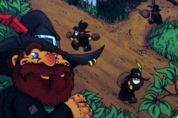 Recenze: Im Wald da sind die Räuber - lupiči na svobodě