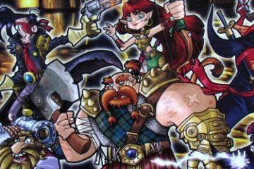 Recenze: Super Fantasy Ugly Snouts Assault - svět rypáků