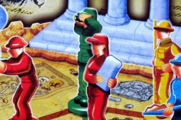Recenze: Athéna - archeologická logika