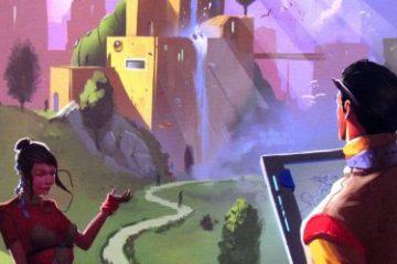 Recenze: Ginkgopolis - město budoucnosti postavené ze stromů