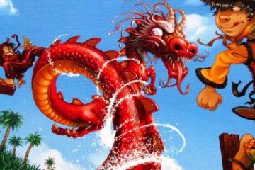 Recenze: River Dragons - draci se schovávají v jezeře