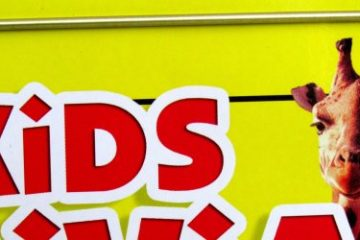 Recenze: Kids Trivia Plus - žirafí znalosti