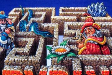 Recenze: Labyrinth Mini - malé bludiště, taky bludiště