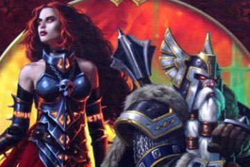 Recenze: Mage Wars Forged in Fire - ohnivé rozšíření