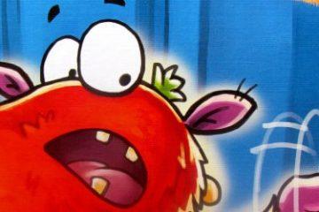 Recenze: Monster-Falle - příšerky v pytli