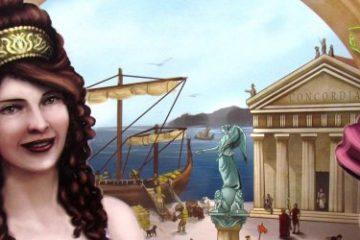 Recenze: Concordia - obnova země po válce
