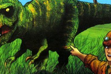 Recenze: Dino Safari - dinosauři naživo