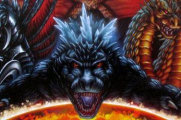 Recenze: Godzilla Kaiju World Wars - souboj gigantů