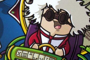 Recenze: Professor Tempus a cestování časem
