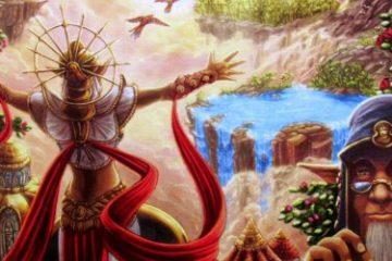 Recenze: Helios - bůh slunce a náš přítel