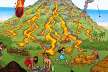 Recenze: Eruption - hladová sopka hledá cestu ke zkáze