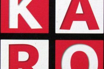 Recenze: KARO - červená a bílá