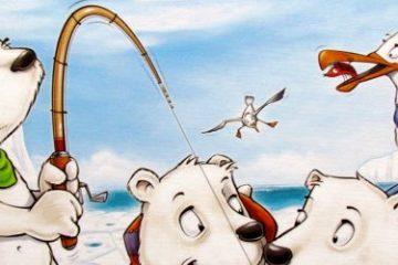 Recenze: Kayanak - rybaření a lední medvědi