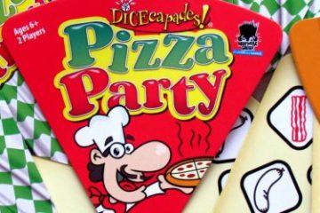 Recenze: Pizza Party - je čas na party se salámem a sýrem