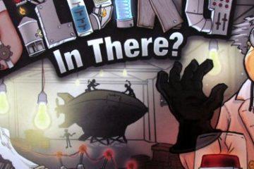 Recenze: Whats He Building in There? - na cestě za strojem zkázy