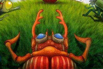 Recenze: Bug Race - šestinohé závodění