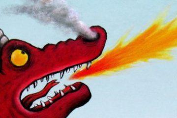 Recenze: Dragon Chase Board Game aneb O místo na koštěti