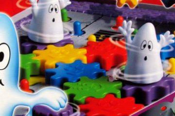 Recenze: Logi-Geister - duchové mají o kolečko víc