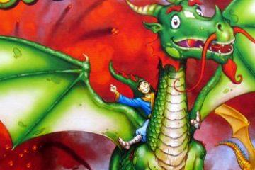 Recenze: Feuer Drachen – lov rubínů s draky