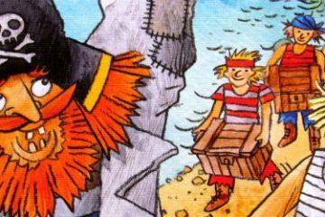 Recenze: Schatz Rabatz - kolik pirátského pokladu se vejde do truhly?