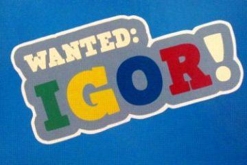 Recenze: Wanted: Igor! - Frankenstein hledá poskoka